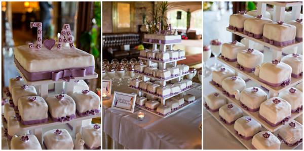 Vestuvinis tortas su mažais torčiukais