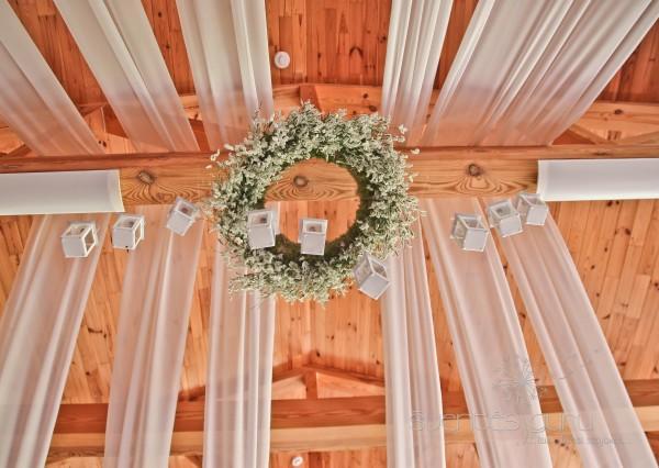 Lubų dekoras vestuvėse