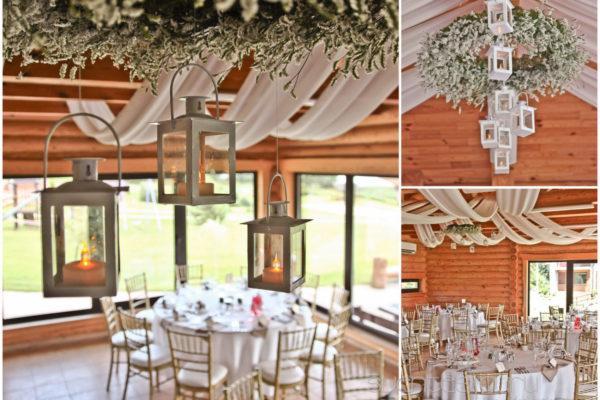 Vestuvių dekoro elementai