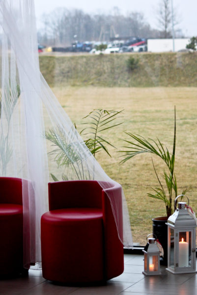 Vestuvių dekoro detalės